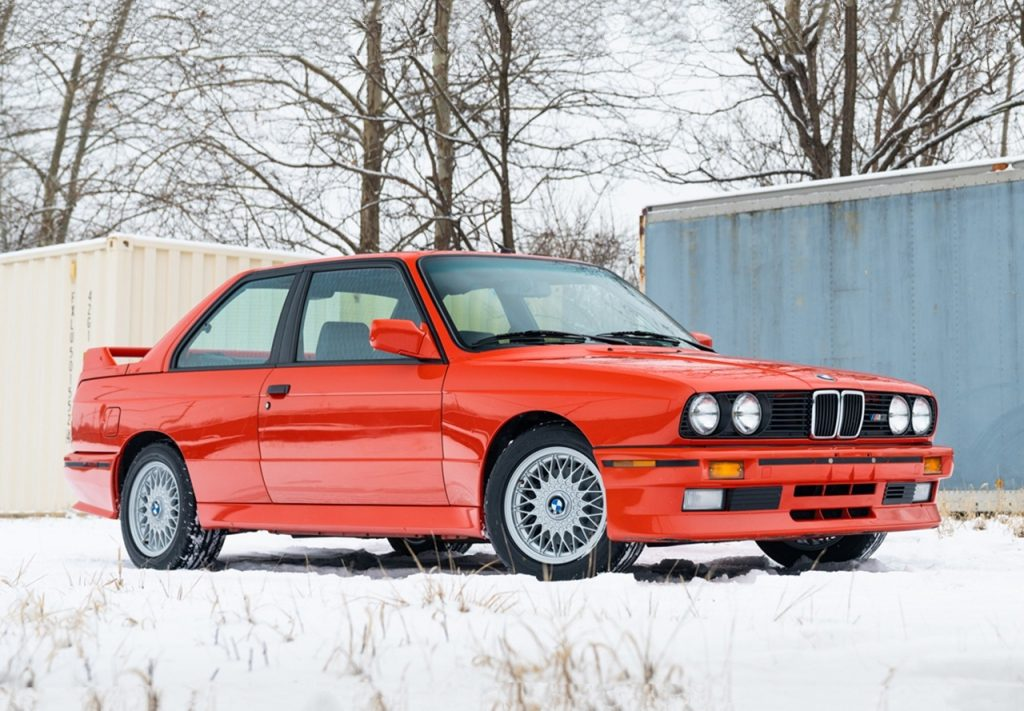 Gooding and Company 1988 BMW M3 $90,000