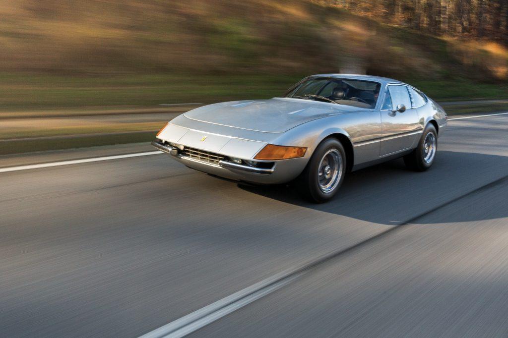 RM Sotheby's 1972 Ferrari 365 GTB/4 Daytona sin vender