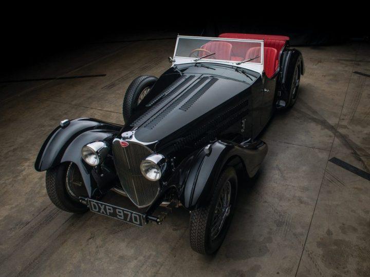 RM Sotheby's Bugatti Type 57SC Tourer Corsica