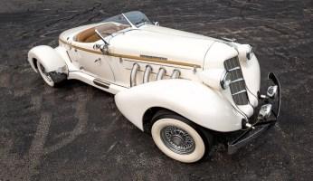Réplica Auburn Speedster | Fast Lane Classic Cars