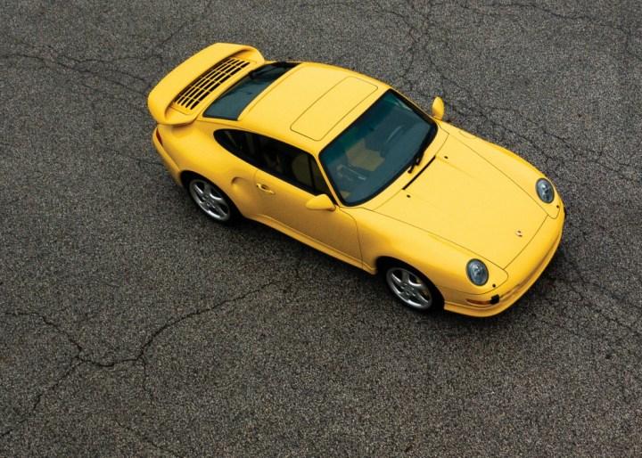 RM Sotheby's 1997 Porsche 911 Turbo S