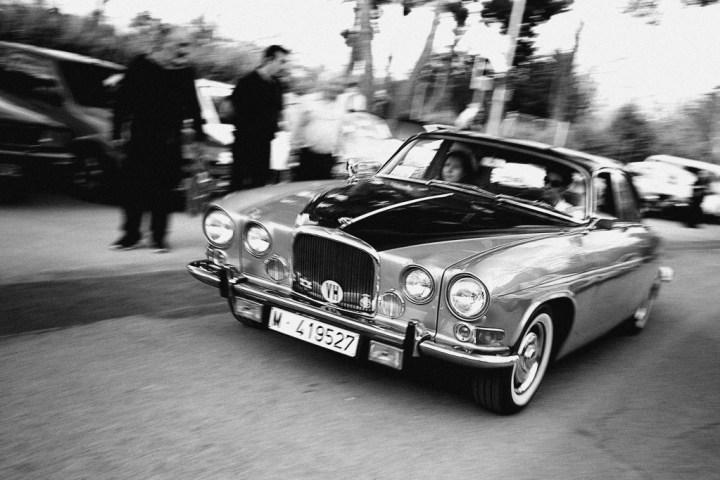 Jaguar  en ClassicAuto Madrid