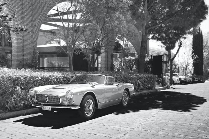 Mueve tu clásico: Maserati 3500 GT