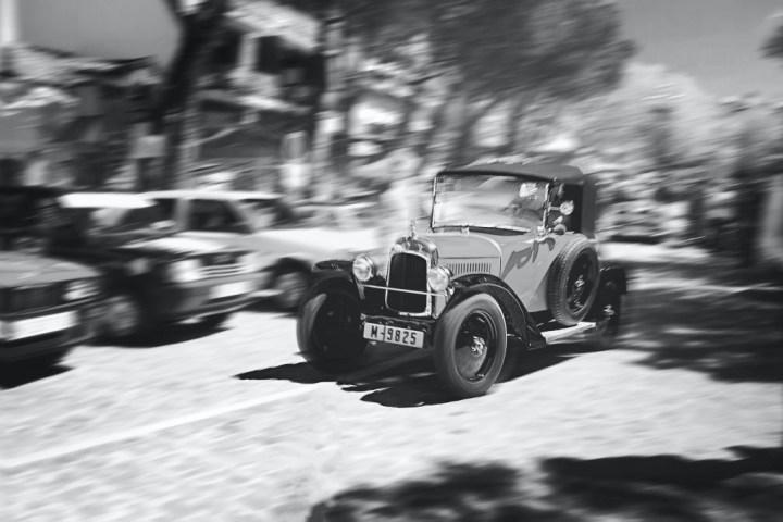 Mercado de los coches clásicos: Citroën 5CV