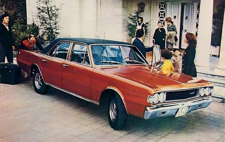 Dodge 3700 GT
