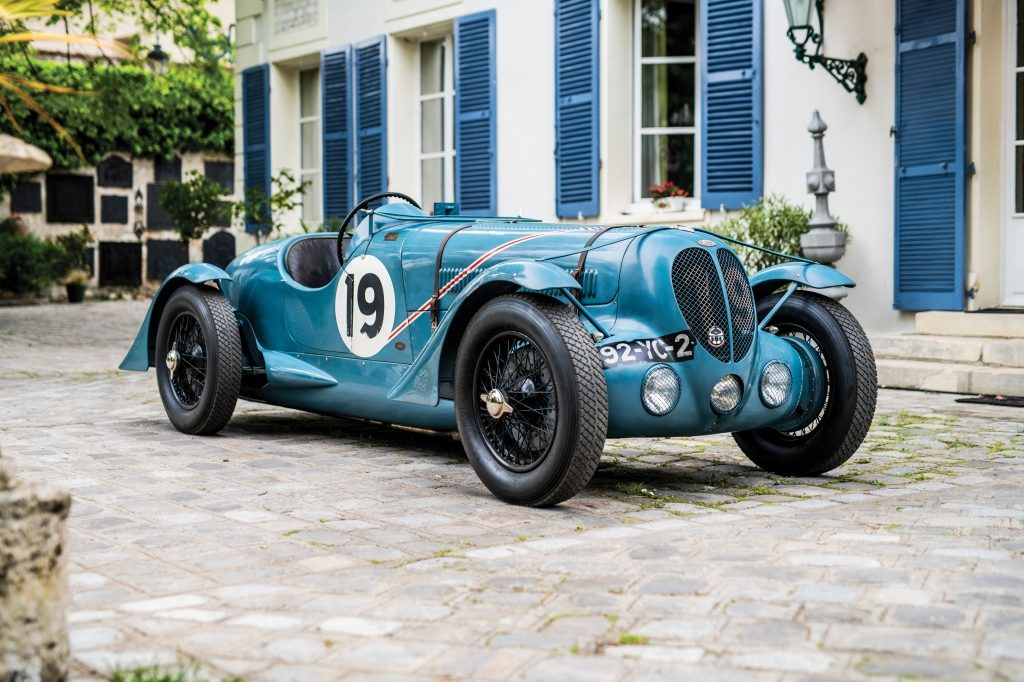 Delahaye 135 S Compétition Court in the style of Chappe Frères (1936) sin vender