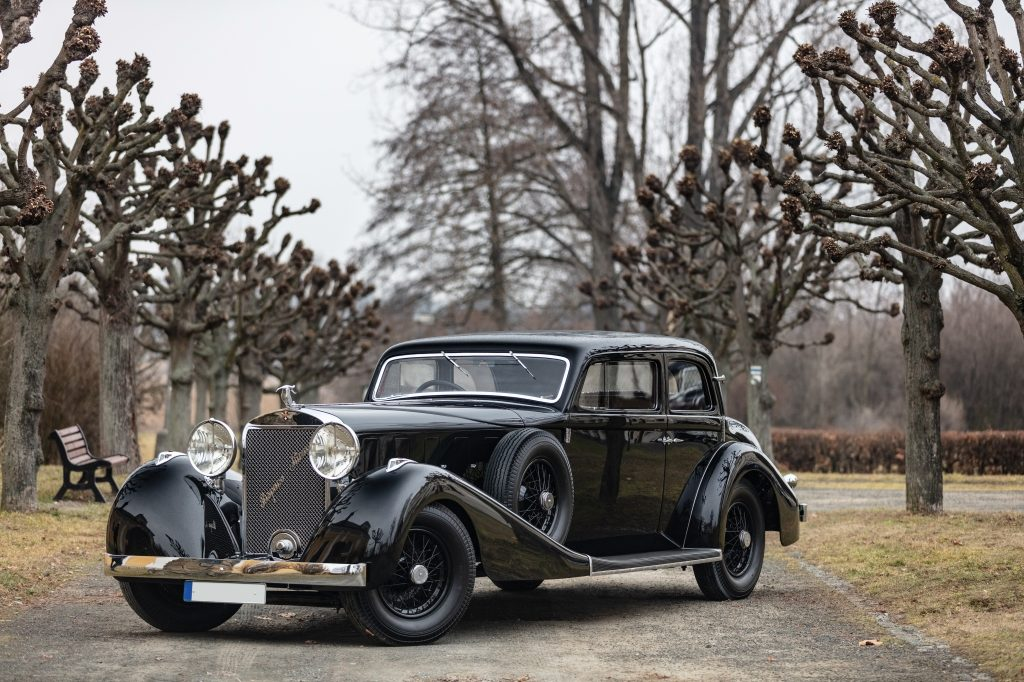 Hispano-Suiza T56 Bis Berline by Fiol (1933) sin vender