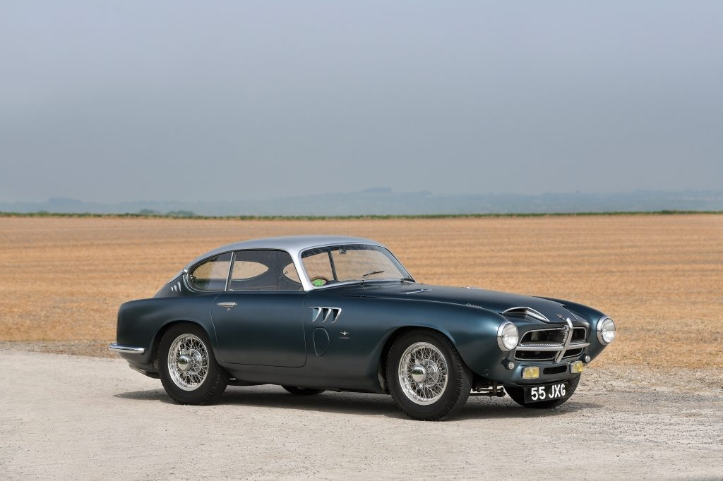 Pegaso Z-102 Berlinetta Series II by Touring (1955) sin vender