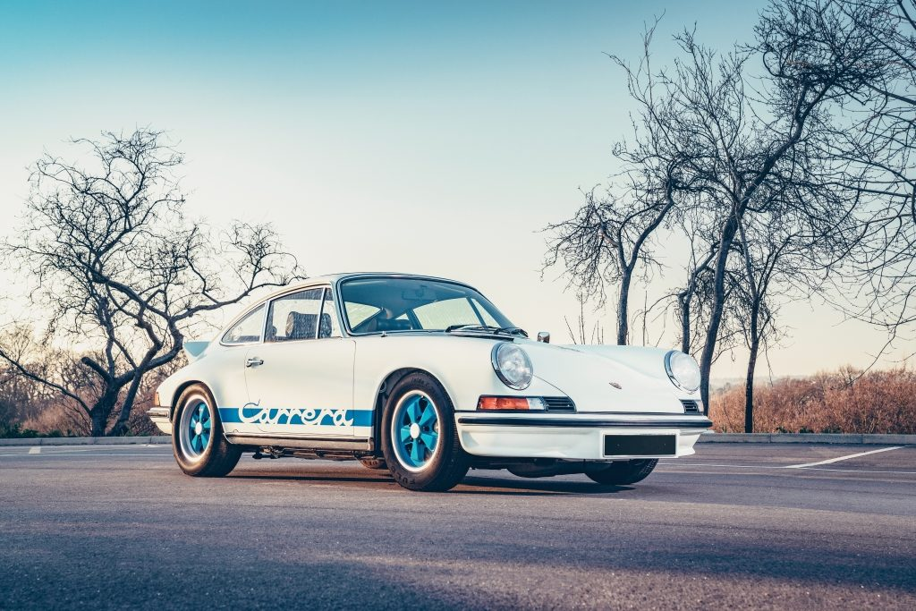 Porsche 911 Carrera RS 2.7 Touring (1973) 477.500 €