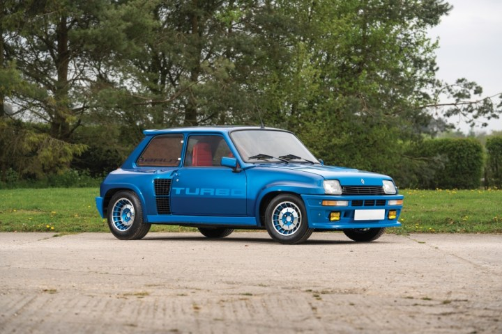 Renault 5 Turbo 1 (1980) 86.250 €