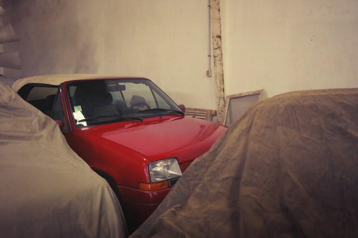 Renault 5 Cabrio EBS