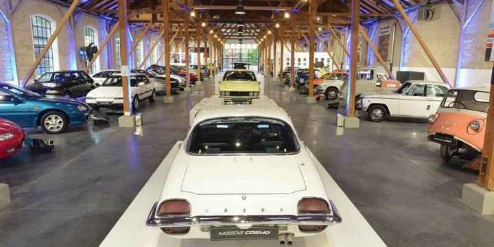 Mazda Classic Automobile Museum Frey