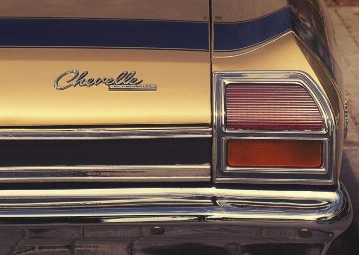 Tipografía Chevrolet Chevelle