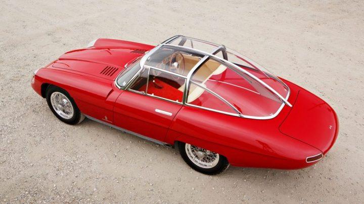 Alfa Romeo 6C 3000 CM Superflow IV (1953)   Gooding & Company