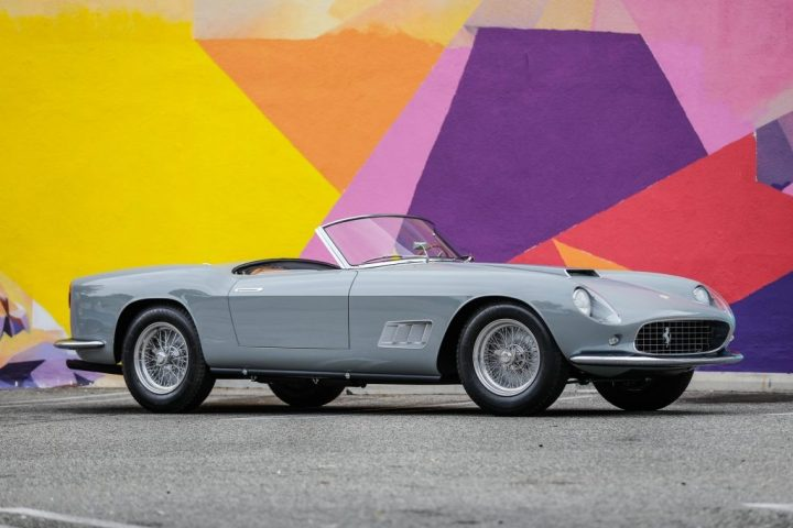 Ferrari 250 California LWB Spider (1958)   Gooding & Company