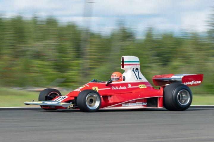 Ferrari 312T Formula 1 (1975)   Gooding & Company