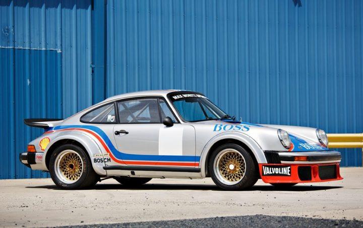 Gooding & Company 1977 Porsche 934/5 $ 1,187,500