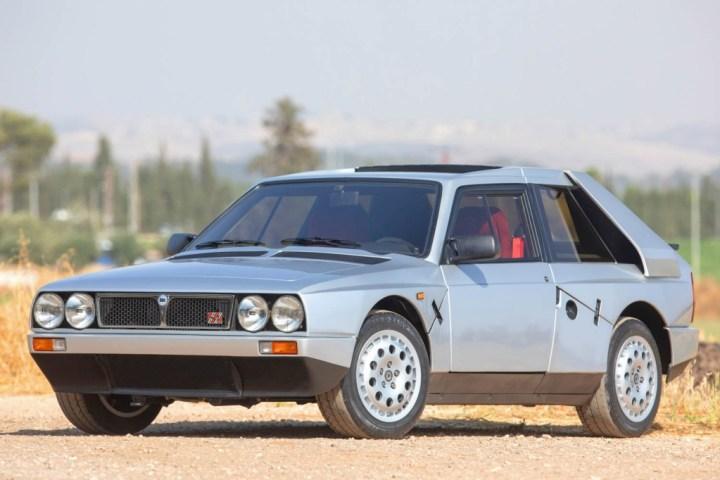Gooding & Company 1985 Lancia Delta S4 Stradale sin vender