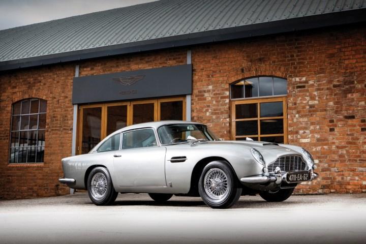 Aston Martin DB5 (1965) | RM Sotheby's