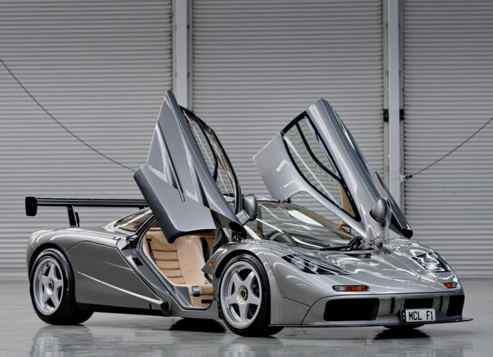 McLaren F1 'LM-Specification' (1994) | RM Sotheby's