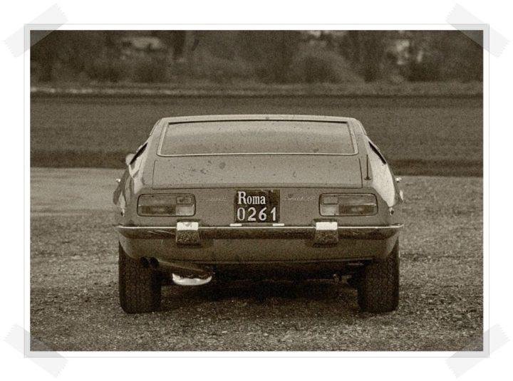 Las tres hermanas - Maserati Ghibli