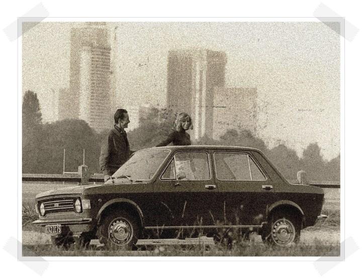 Las tres hermanas - Fiat 128
