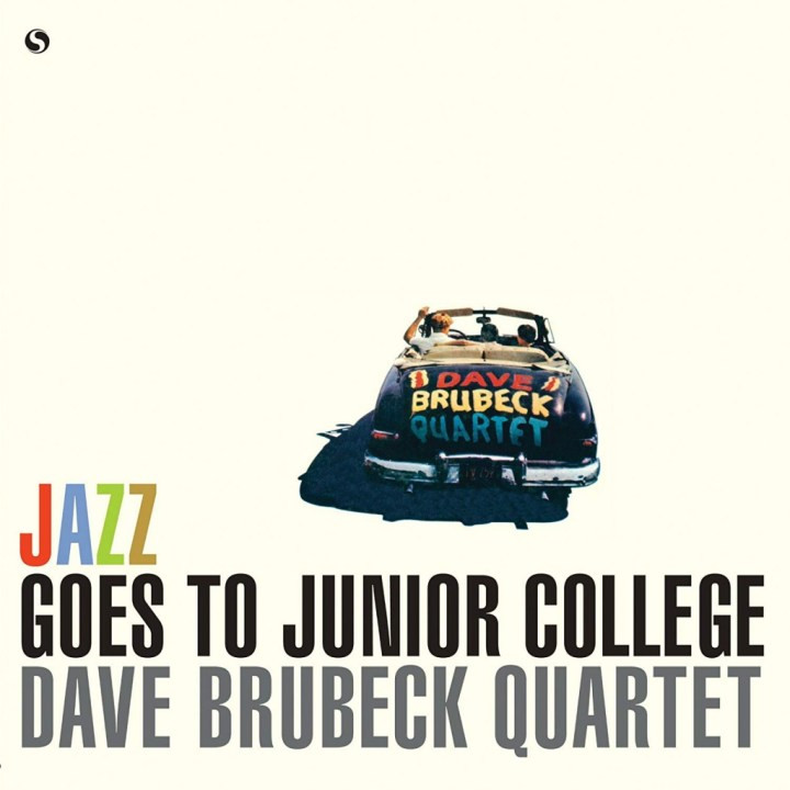 Dave Brubeck Quartet - Jazz goes to junior college