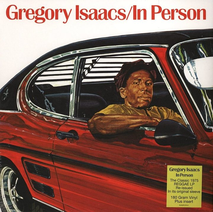 Gegory Isaacs - In person