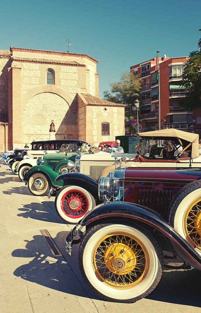 Varios en Alcorcón