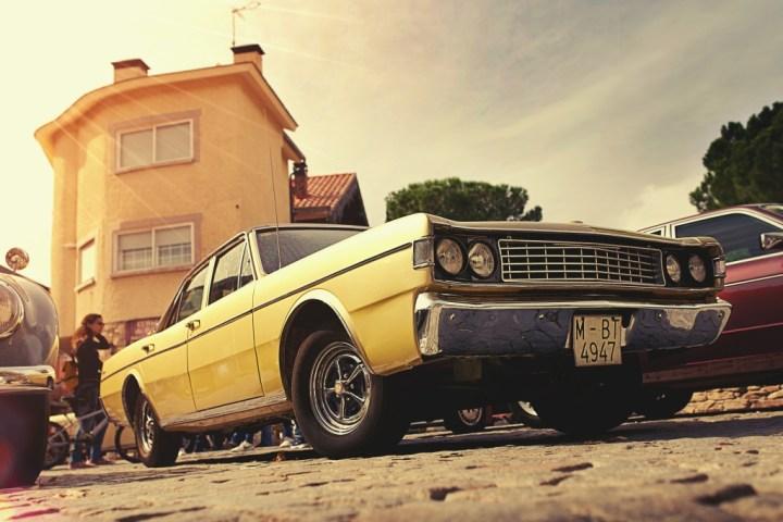 Dodge 3700 GT en Navacerrada
