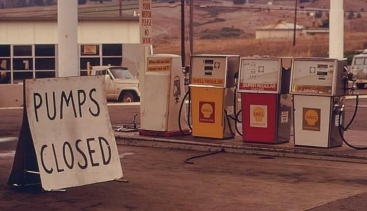 La crisis del petróleo de 1973