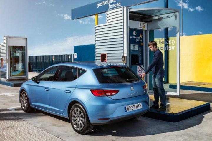 Revolución de los coches eléctricos: Gas Natural