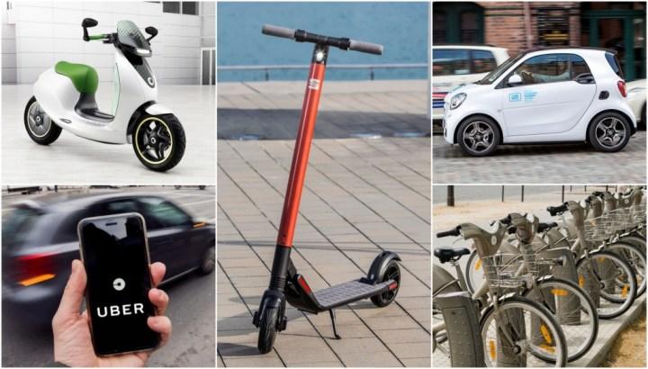 Alternativas de movilidad