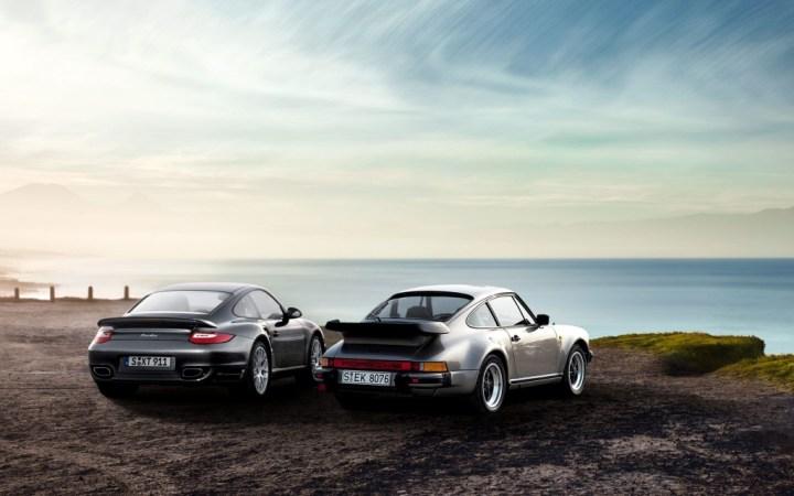 Porsche 911: antes y ahora