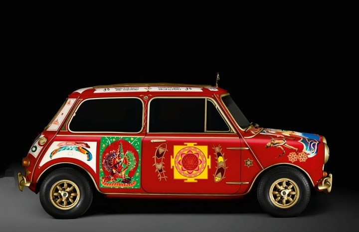 El Mini de George Harrison