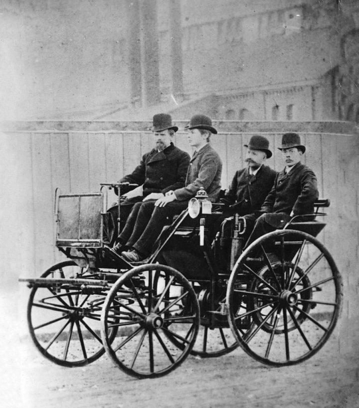 El futuro de los coches clásicos: Pioneros de la automoción