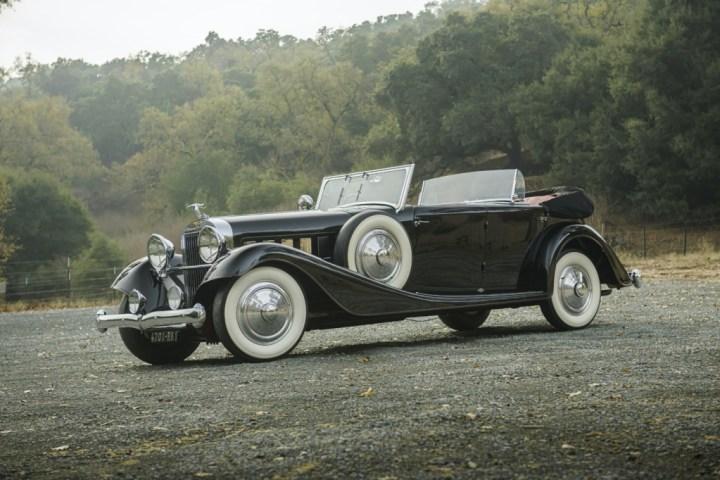 Hispano-Suiza J12 Dual Cowl Phaeton (1932) | Gooding & Company