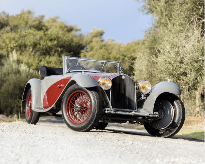 Alfa Romeo 8C 2300 Cabriolet Décapotable (1932) | Bonhams