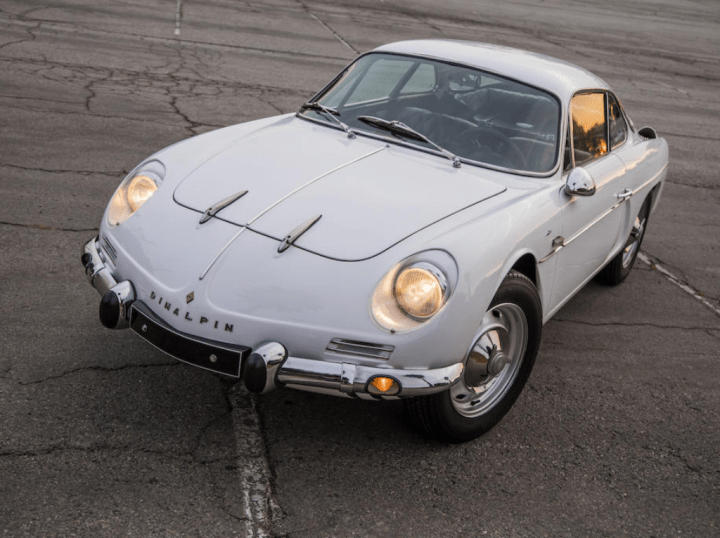 Dinalpine A110 (1971) 62.720 $ | Bonhams