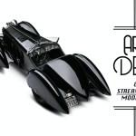 Art Deco y Streamline Moderne