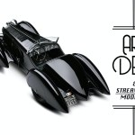Art Deco y Streamline Moderne