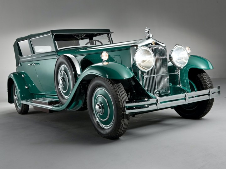 Minerva Rollston Convertible Sedan de 1931 | Netcarshow
