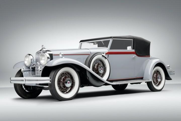 Stutz DV32 Convertible Victoria Rollston de 1931 | RM Sotheby's