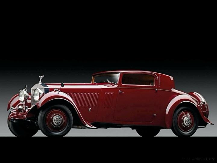 Rolls-Royce Phantom II 42-PY de 1933