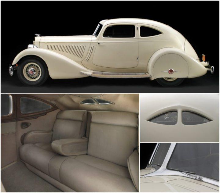 Packard Twelve Model 1106 de 1934