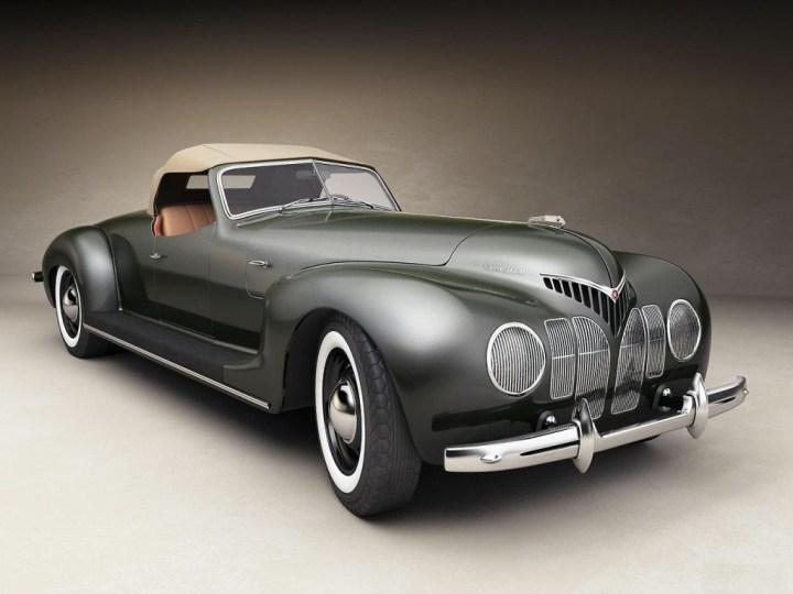 ZIS-101 Sport coupe de 1939