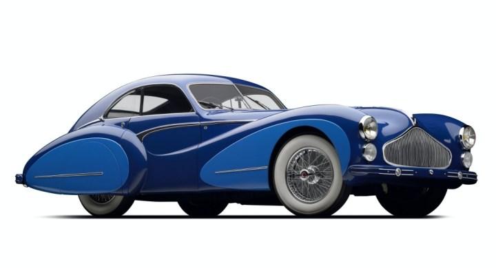 Talbot-Lago T26 Grand Sport Coupe de 1948