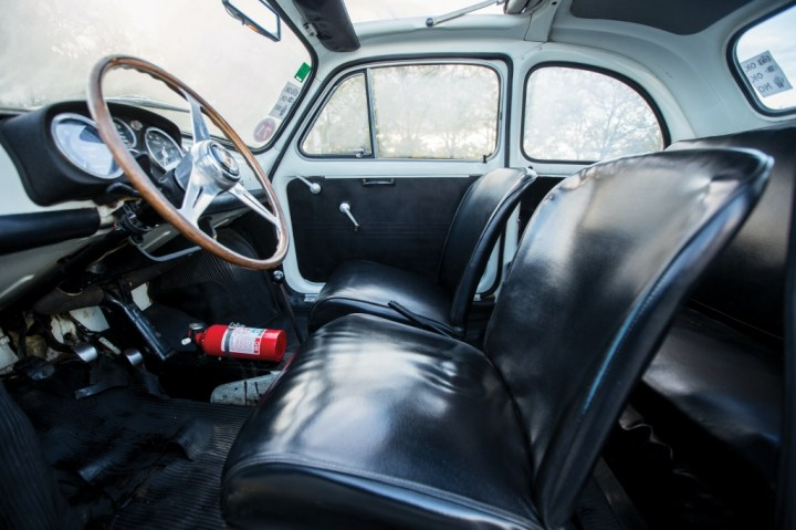 Abarth 695 SS (1966) | RM Sotheby's interior