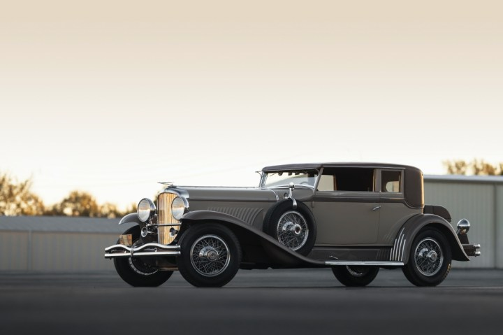 Duesenberg Model J Stationary Victoria by Rollston (1932) | RM Sotheby's