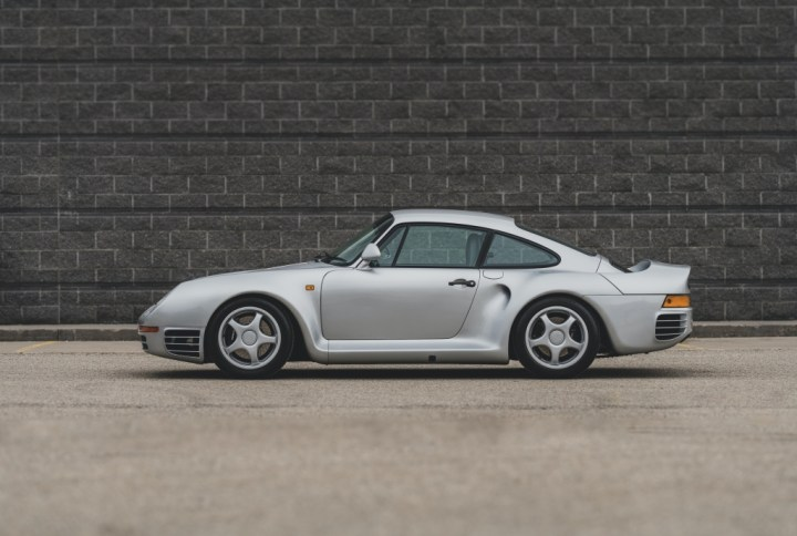 Porsche 959 Komfort (1987)   RM Sotheby's